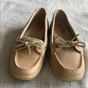 Sperry Topsider, Leopard Sequined